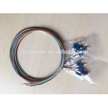 LC branch cable fan-out fiber optic patch cord 12 core LC pigtail